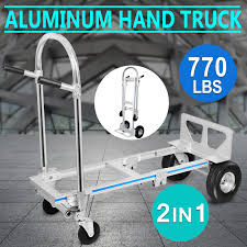 2in1 Aluminum Hand Truck Dolly Utility Cart Convertible Heavy Duty 4 ... Electric Stair Climbing Hand Truck For Sale Mobilestairlift Cosco Products Shifter Mulposition Folding And Prestar Made In Japan 300kg Handle Trolley With Brake Supatool Heavy Duty Stax Trade Centres Power Surge Technologies Ltd Office Supplies Mailing Twowheel Curved Back Alinum 3 In 1 Truckse Convertible Home Design Heavyduty Sack Garden Platform Cart Harper 2 Shop Your Way Online Shopping Vevor Dolly Utility 770lb Inflatable Transport Heavyduty Plastic 150kg End 7320 505 Pm