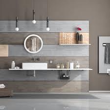 wandspiegel rund moderner deko spiegel zum aufhängen flur wohnzimmer bad wc 50 5 cm mit rahmen weiß