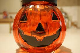 Tj Maxx Halloween by Glass Pumpkin Candle Holder Tj Maxx The Big Scare