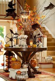 50 Halloween Home Decor Ideas - Halloween Ideas - Fall Decor Ideas Vintage Halloween Colcblesdecorations For Sale Pottery Barn Host Your Party In Style Our Festive Dishes Inspiration From The Whimsical Lady At Home Snowbird Salad Plates Click On Link To See Spooky Owl Bottle Stopper Christmas Thanksgiving 2013 For Purr03 8 Ciroa Wiccan Lace Dinner Salad Plates