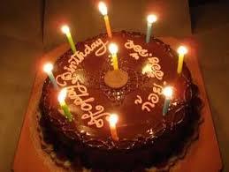 Birthday cakes chocolate cake