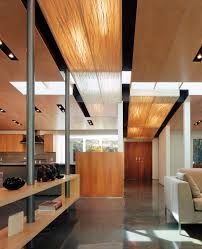 100 Griffin Enright Architects Benedict Canyon Residence Interiors Ceiling Design Contemporary