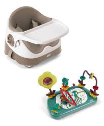 Baby Bud & Universal Highchair Tray - Putty