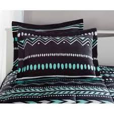 Walmart Chevron Bedding by Your Zone Tribal Bedding Comforter Set Walmart Com Design