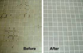 best cleaner for bathroom tiles and grout