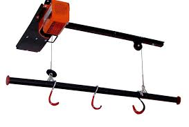 Racor Ceiling Mount Bike Lift by Garage Gator Ggr125 125 Pound Capacity Residential Motorized