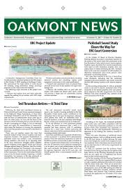 Oakmont News 11-10-2017 By Oakmont Village - Issuu Pin By Got Junk Madison On Removal Pinterest Removal Oakmont News May 1 2015 Village Issuu Heartland Oakmont 345rs For Sale 2 Rvs 724 Rd Billings Mt 59105 Estimate And Home Details Trulia Design House 2handle Lavatory Faucet In Oil Rubbed Bronze Fifth Wheel 14 At Gordon Park Formally Breaks Ground Thanks Team Bristol The 912017 Biljax Hashtag Twitter