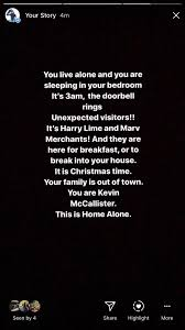 You Live Alone Instagram Riddle On Everyones Stories I Keep Seeing It So Decided To Solve By Making My Own