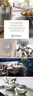 deko in chrom accessoires und inspiration deko für