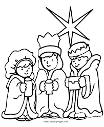 Free Bible Coloring Pages Sheets And Pictures