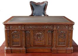 Resolute Desk Replica Plans by 2 Pc 7ft Dark Mahogany Presidential Oval Office Resolute Desk W