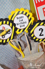 Construction Birthday Centerpiece Sticks – Construction Birthday ... Birthday Cstruction Themed Party With Free Printables  Noted Trucks Pictures Amazon Com 12340 Watsons Cstruction Truck Birthday Party Holy City Chic Truck Dessert Cake Plates Napkins And Cups Home Ideas Invitations Monster Fire Envelopes First Themed Invites Items Similar To Augustines 2nd M Loves Stay At Homeista Boys Name Age Poster Crane