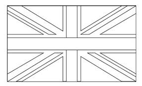 Uk Flag Coloring Page 12 Flags Of The World Union Jack