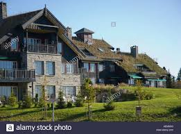 100 Houses In Norway With Turf Roofs Oslo Stock Photo 13712751