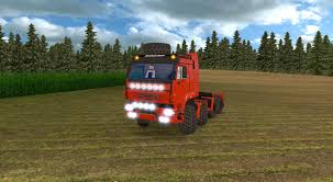 100 Monster Truck Simulator KAMAZ 8X8 MONSTER V11 ETS2 Mods Euro Truck Simulator 2 Mods