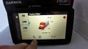 100 Best Trucking Gps Truck Navigator Garmin Dezl 770LMTHD Automotive Trend