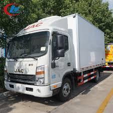100 Ice Cream Trucks For Sale Jac 4x2 100hp Refrigerated Refrigerator Cooling Van Truck