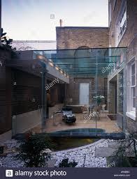 100 Belsize Architects Glass Extension Regents Park Exterior Architect