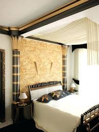 Egyptian Themed Living Room Gorgeous And