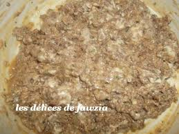 chaussons à la viande hachée et béchamel les délices de fawzia