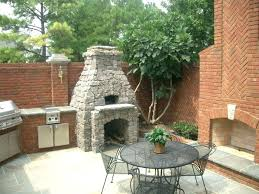 Fireplace With Pizza Oven Medium Size Backyard Pizza Oven Ideas