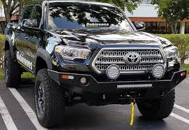 100 Where Are Toyota Trucks Made Dobinsons 4x4 Front Winch Bumper For 2016 2017 Tacoma 4x4