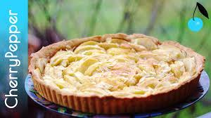 tarte sucree sans pate tarte aux pommes végane pâte à tarte sans beurre ni huile de