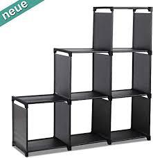 lentia treppenregal diy würfelregal cube storage aufbewahrungsregal standregal regale standregal modulares ausstellungsregal für flur wohnzimmer und