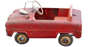 100 Antique Fire Truck Pedal Car Toy S LoveToKnow