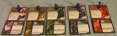 Ravenloft Boardgame Character Sheets