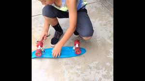 Tutorial:How To Loosen Your Penny Board Trucks - YouTube How To Build A Skateboard With Pictures Wikihow Wowgoboardcom Electric Parts Front Truck Assembly Of Fix Squeaky Trucks Ifixit Repair Guide How To Loosen The Trucks On A Skateboard Youtube Loosen On Penny Board Tighten Or Skateboard In Under 60 Seconds Best Rated Trucks Helpful Customer Reviews Amazoncom Silver X Revive Skateboards Rachet Tool Rad Skate Store Tensor Magnesium Redblack 525 Pair Braille Handboards Skateboarding T Adjust Your Penny Board Buyers Guide