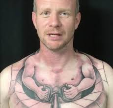 100 Semi Truck Tattoos British Ers Bizarre Tattoo Goes Viral