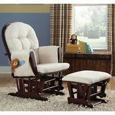 Graco Nursery Glider Chair Ottoman by Nursery Rocking Chair Ebay