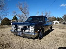 1986 Chevy Truck Chevrolet Silverado C10