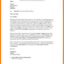 Self Introduction Letter To Staff Free Resumes Tips