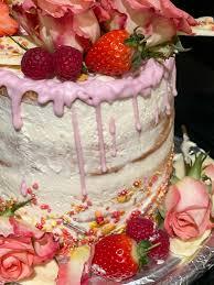 birthday cake of cake