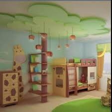 Zoo Themed Kids Room Love The Tree Nursery IdeasZoo NurseryBedroom