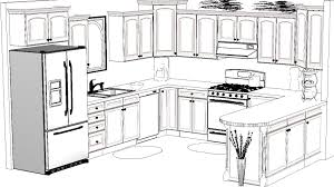 Kitchen : Cool Sketch Of Kitchen Cool Home Design Classy Simple ... Stunning Bedroom Interior Design Sketches 13 In Home Kitchen Sketch Plans Popular Free 1021 Best Sketches Interior Images On Pinterest Architecture Sketching 3 How To Design A House From Rough Affordable Spokane Plans Addition Shop For Simple House Plan Nrtradiant Com Wning Emejing Of Gallery Ideas And Decohome Scllating Room Online Pictures Best Idea Home
