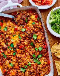 Recipe Ground Beef Taco Casserole