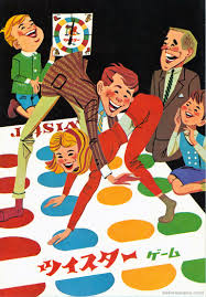 Twister Game Manual Front Box Version 2