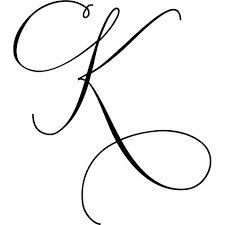 Latin Capital Letter K Stylistic Set 4