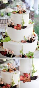 Fantastic Wedding Cake For Rustic Chic Farm In Florida Photos By Captured Photography