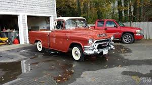 Classic 1955 GMC Suburban Carrier For Sale #4807 - Dyler