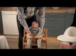 Abiie High Chair Vs Stokke by The Story Behind The High Chair By Babybjorn Youtube