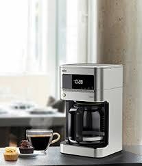 Braun BrewSense 12 Cup Drip Coffee Maker