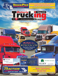 Ontario Trucking News By ChrisOTN - Issuu Coast To Trucking Competitors Revenue And Employees Owler Loading To Over Dimensionalheavy Haul Texas Oil Rush Lures El Paso Workers Local News Elpasoinccom Hull Inc Flat Bed Hauling From Awards Embark Selfdriving Truck Completes Tocoast Test Run Shrock Company Ontario By Chrisotn Issuu Dvd Adventure 1980 Robert Blake Dyan Weekly Market Update Capacity Abounds As Volume Flattens Freightwaves