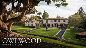100 Holmby The Owlwood Estate Hills 115 Million