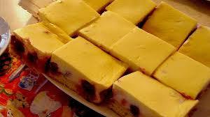 käse kirsch kuchen vom blech