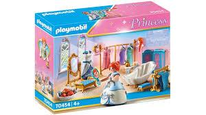 playmobil 70454 princess ankleidezimmer mit badewanne