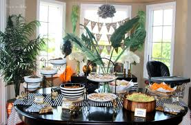 Safari Decorating Ideas For Living Room by Safari Style Soiree Source List 2 Free Party Printables This